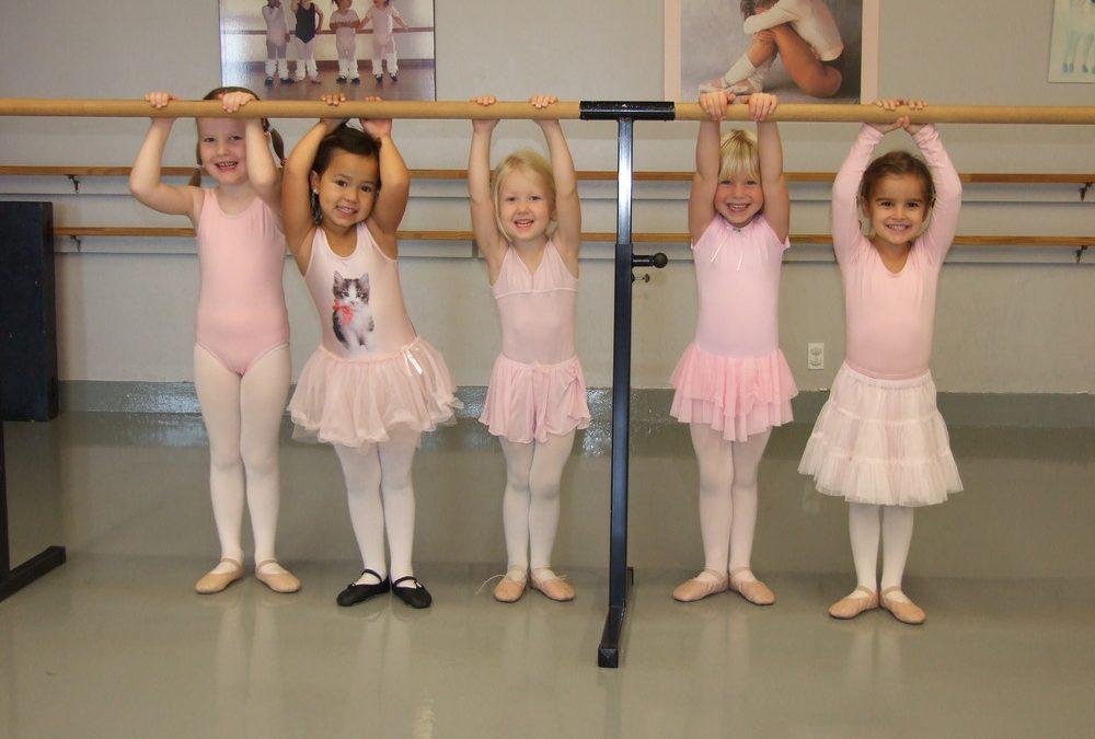 Tiny Toes Pre-School Ballet Classes
