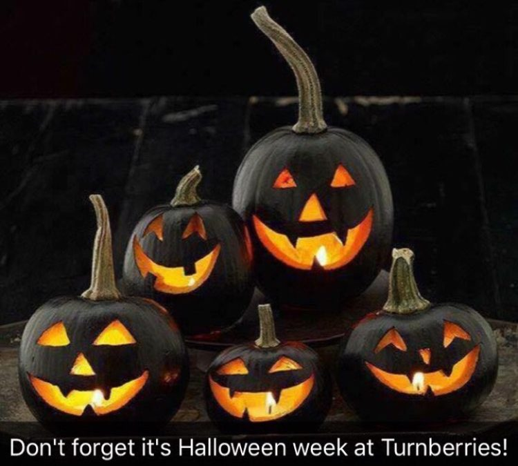 October Half Term at Turnberrie's!