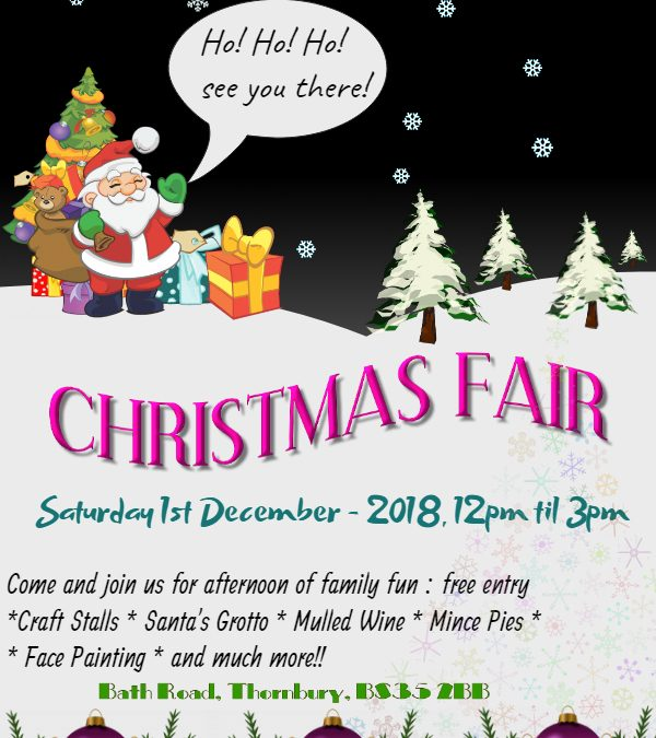 Turnberries Christmas Fayre